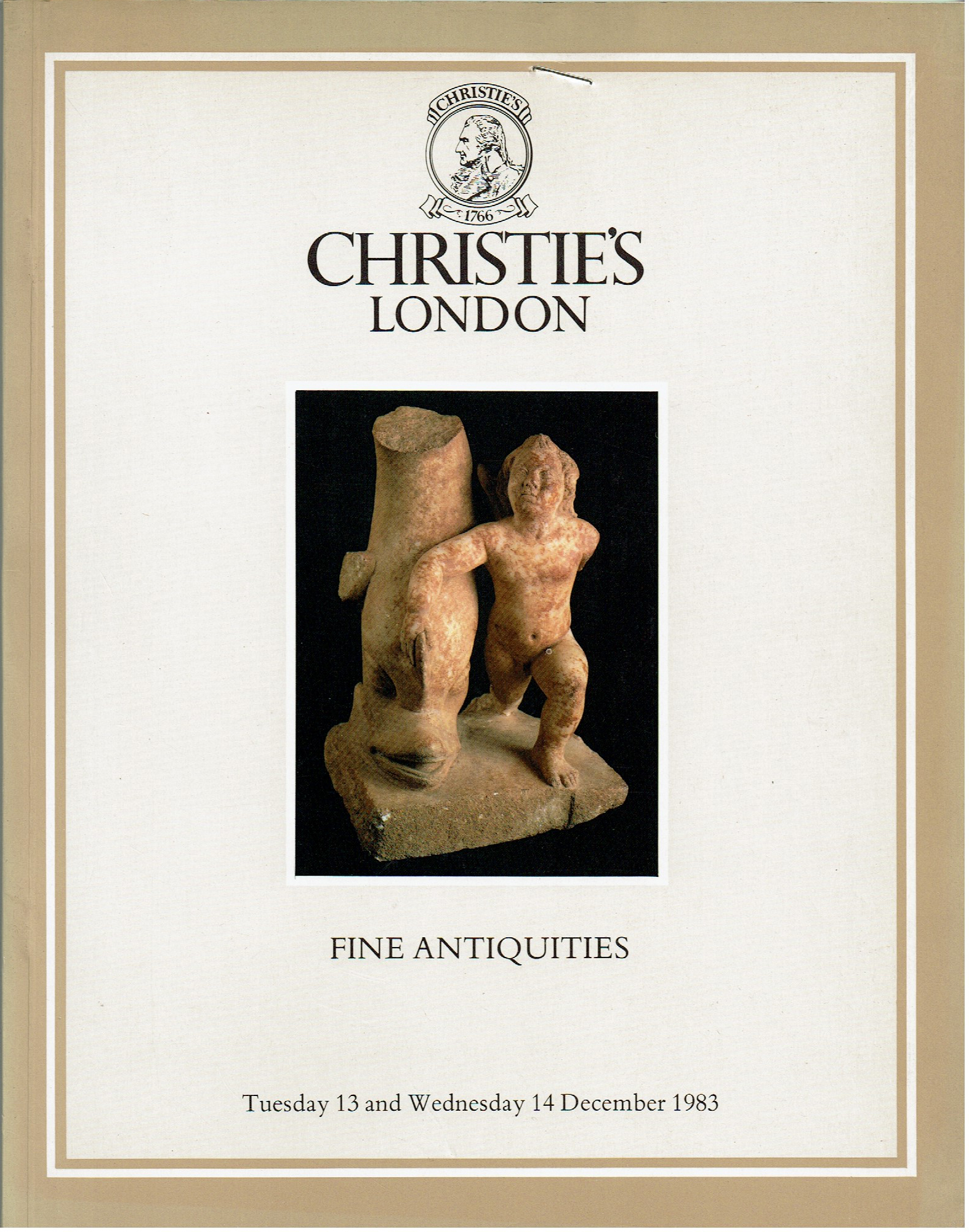 Christies Fine antiquities